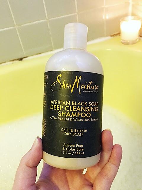 The Thin Hair Diaries; Current Hair Shower Routine | BLOGTOBER 🍂☕🎃