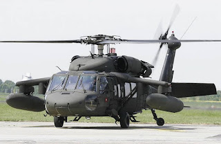 Helikopter UH-60M Black Hawk