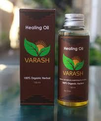 MINYAK VARASH / VARASH HEALING OIL TUNTASKAN 78 PENYAKIT