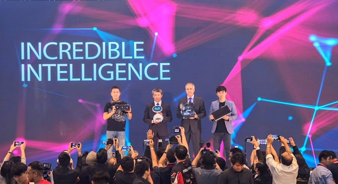 ASUS Strengthens its Lineup of Business, Home, and Gaming Products at Incredible Intelligence 2018