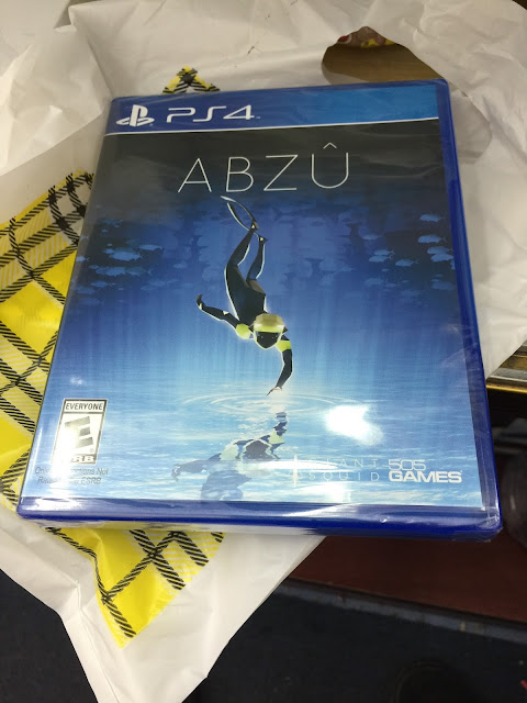abzu bought in hamed center abu dhabi