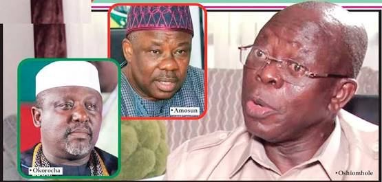 Image result for 'APC Has No Room For Emperors' - Oshiomhole