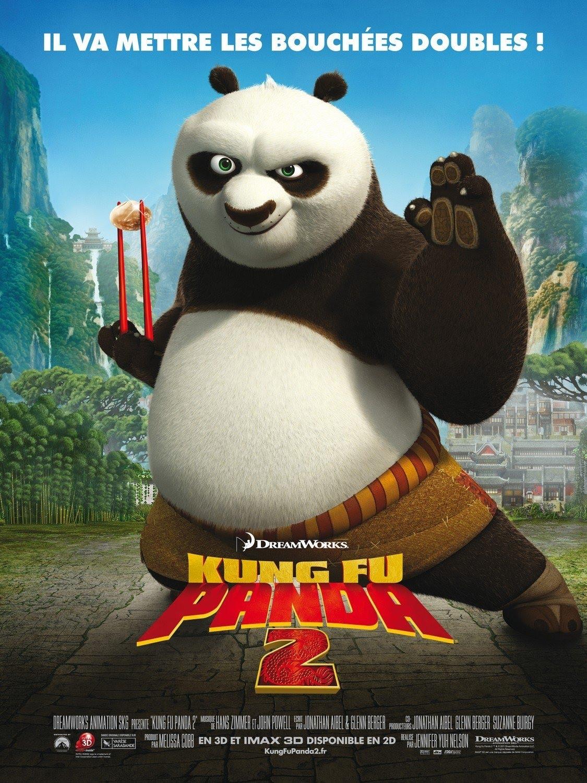 Kung Fu Panda 2 Movie Poster Kung Fu Panda 2 Trailer