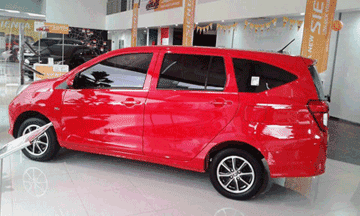 Paket Kredit Toyota Calya Terbaru 2018
