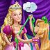 العاب خياطة الأميرة الشقراء