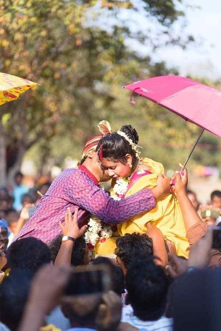 Santali Marriage - Bapla