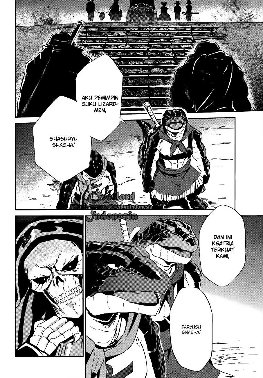 Baca Manga Overlord chapter 24 Bahasa Indonesia