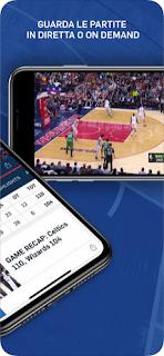 NBA App si aggiorna alla vers 1812.2