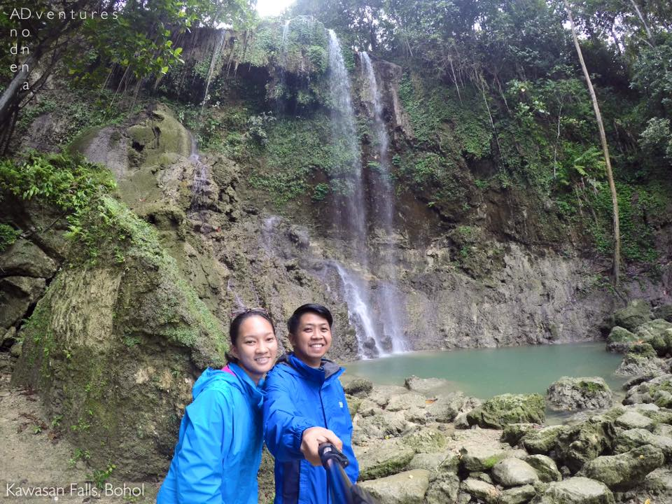 Kawasan Falls Bohol