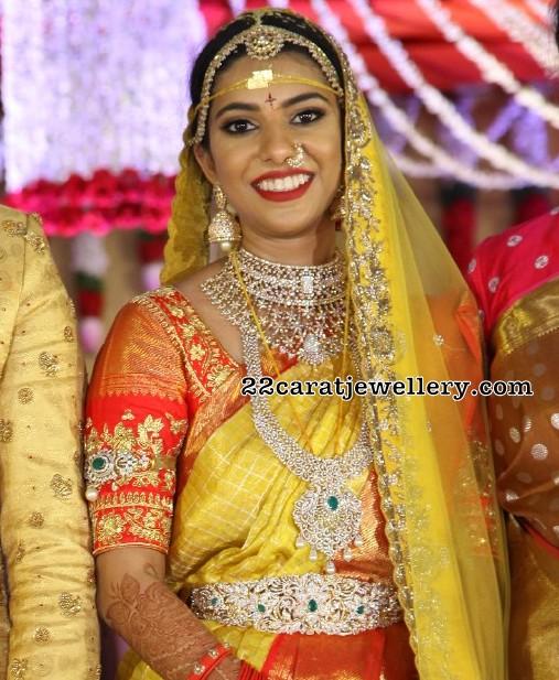 Nidhi Abhilash Wedding