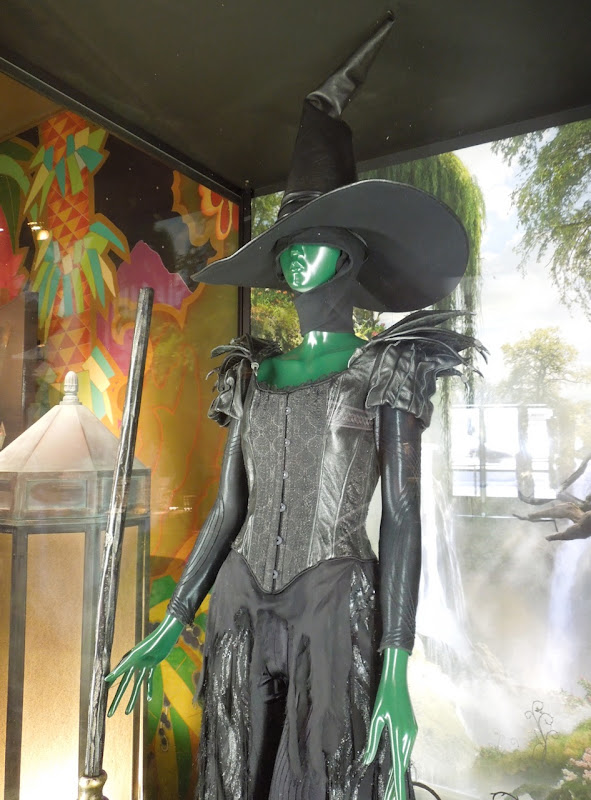 Theodora Wicked Witch costume Oz Great Powerful