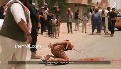 Ejecuciones Publicas del Grupo Terrorista Isis