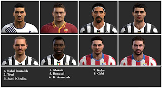 Big Facepack Vol.2 Pes 2013 by SG8