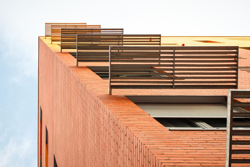 Escaleras, Ensanche Sur, Alcorcón 2014
