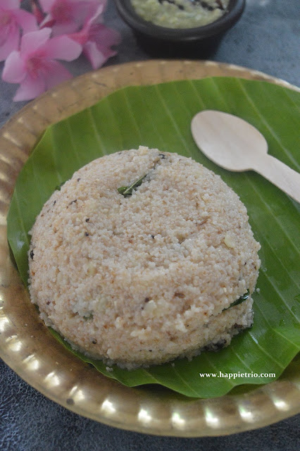 Wheat Rava Ven Pongal | Godhumai Rava Ven Pongal | Dalia Ghee Pongal