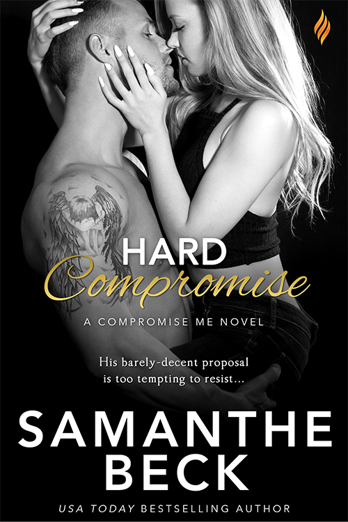 Hard Compromise Cover