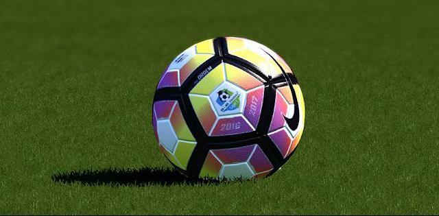 PES 2017 Liga 1 Gojek Traveloka Ball dari AZ Mods