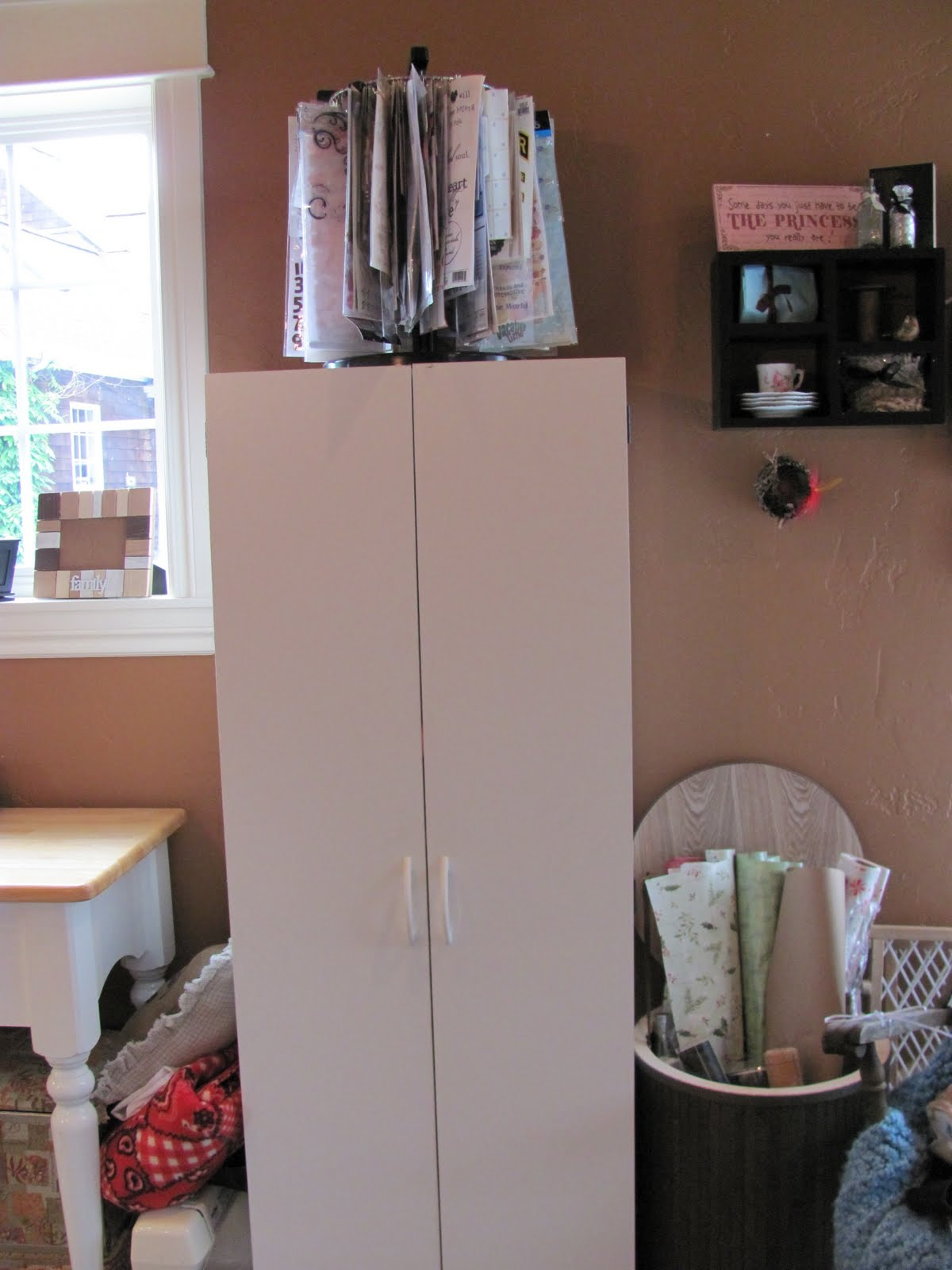 39th Street Cottage A Peek At The Craft Studio Progress