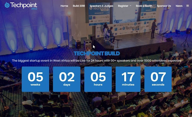 Techpoint, startup, west Africa Event