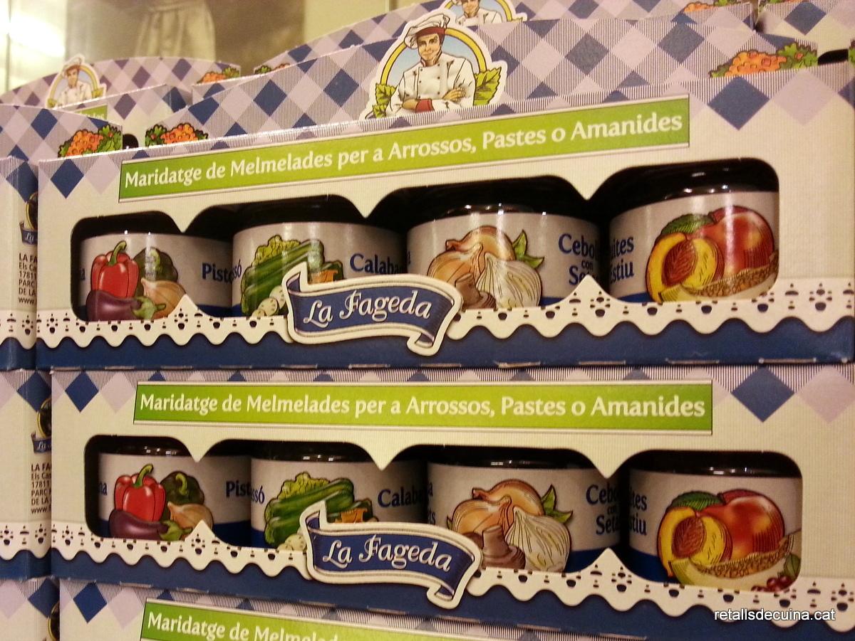 La Fageda presenta una nova família de melmelades