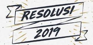 Resolusi di Tahun 2019