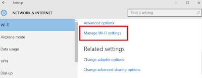 Cara Mengatasi WiFi Limited Windows 10