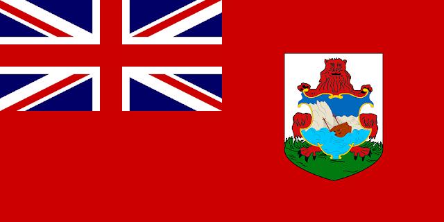 Bandera de las Islas Bermudas.