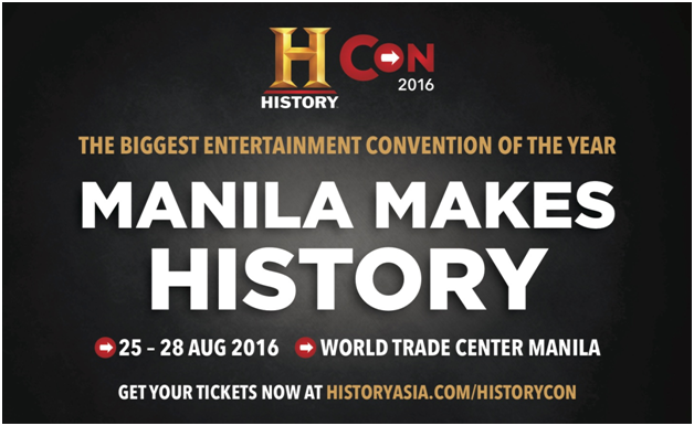 A+E Networks Manila Makes History This August With First