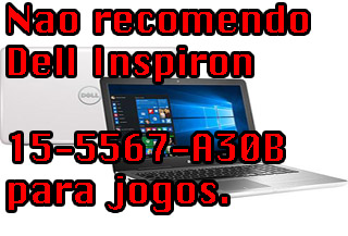 Dell Inspiron 15-5567 A30B