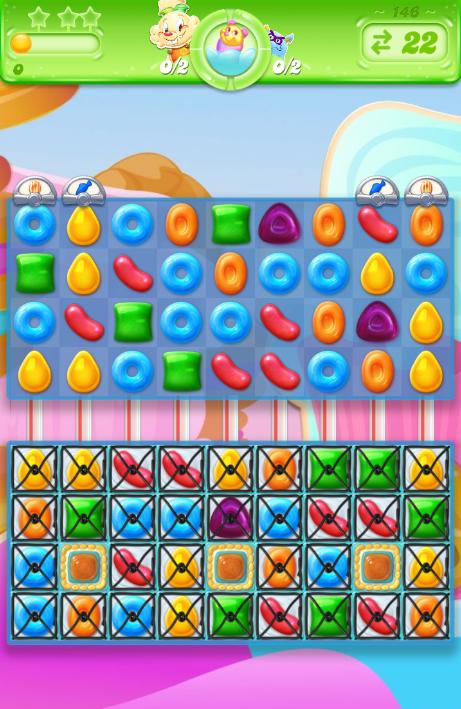 Candy Crush Jelly Saga 146