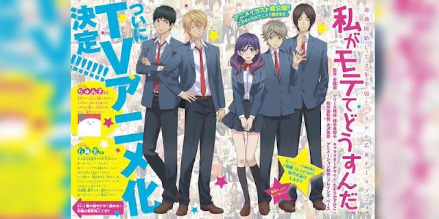 anime Comedy terpopuler