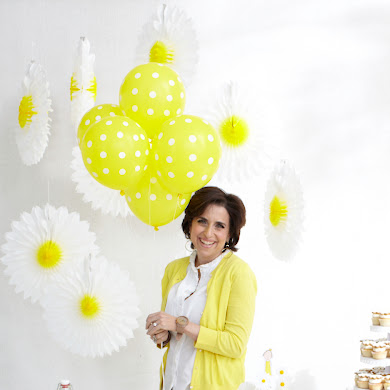 Interview with Darcy Miller & Fun Daisy Party Ideas