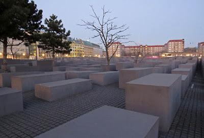 Berlín -  Monumento en Memoria de los Judíos Asesinados en Europa