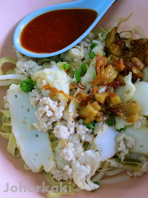JB-Food-Foot-Old-School-Teochew-Noodles-Downtown-Johor-Bahru