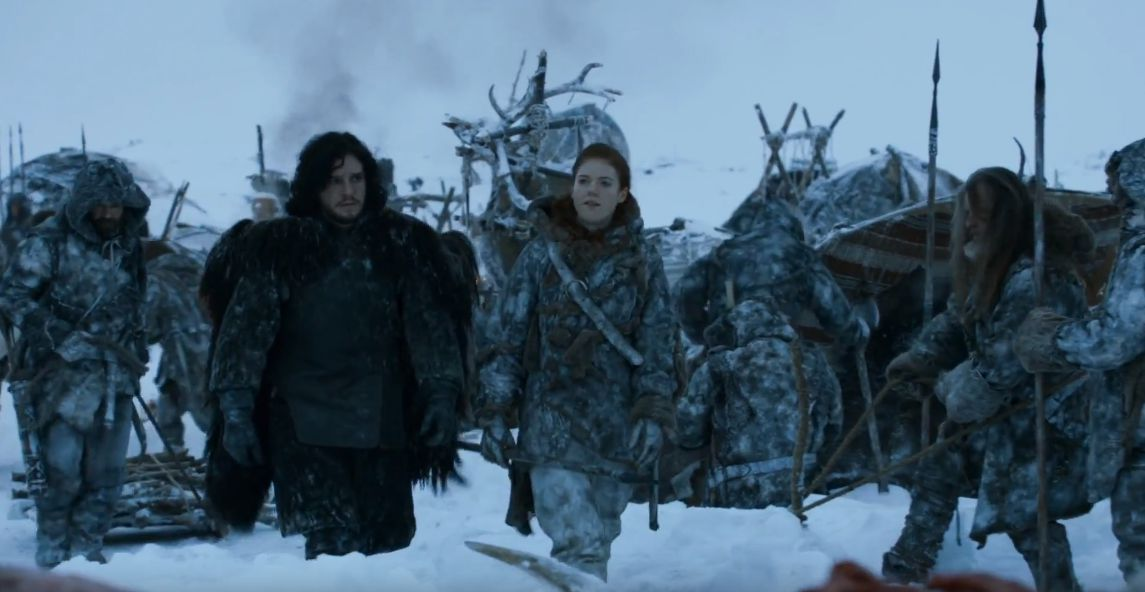 Game of Thrones [Season 3 All Episodes] - Screenshot