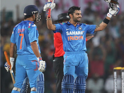 winner of indian team photos of virat kohli