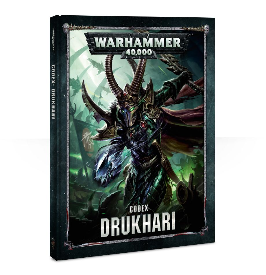 Month in the hobby march 2018 sdfnet 40k musings from the 41st on a final note on the topic of codex releases the preorders for dark eldar went live at the end of the month ive got my copy on order and the general fandeluxe Image collections