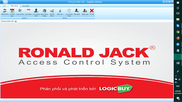 máy Ronald Jack X628Plus