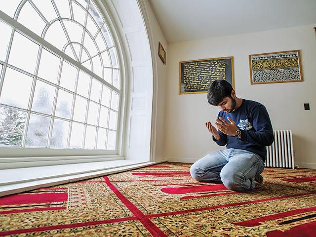 Bacaan Doa-doa Sesudah Sholat Fardhu