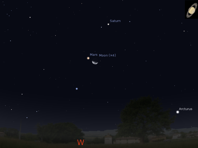 Astroblog: The Sky This Week - Thursday July 31 to ...