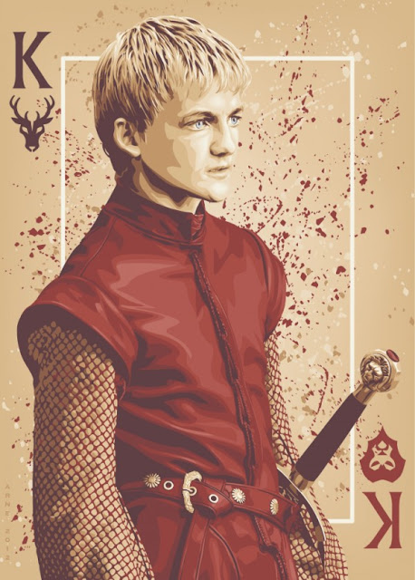 Tommen Baratheon- Game Of Thrones