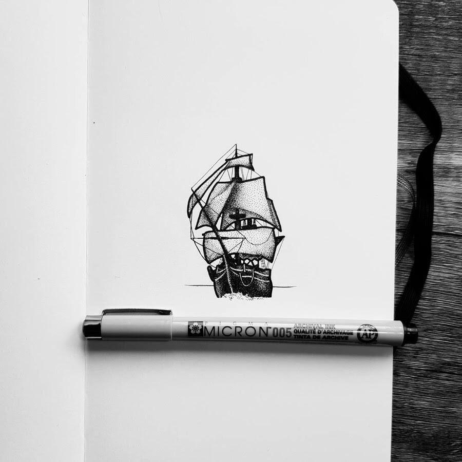 10-Sail-Ship-bloopdots-www-designstack-co