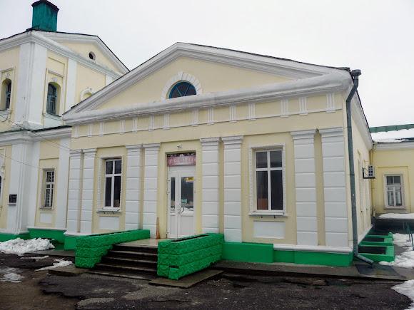 Самарский Свято-Николаевский монастырь. Иконная лавка