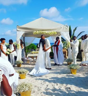 Sharon Mundia Wedding Pics