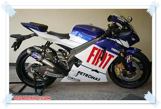 Konsep dan Gambar Modifikasi Yamaha Vixion Paling Keren 2016 - MotoGP