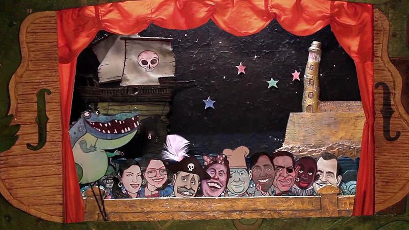 Barbarito Torres y su Piquete Cubano - ¨El Cocodrilo¨ - Videoclip - Dirección: Tupac Pinilla - Ramiro Zardoya - Ivette Ávila. Portal Del Vídeo Clip Cubano - 07