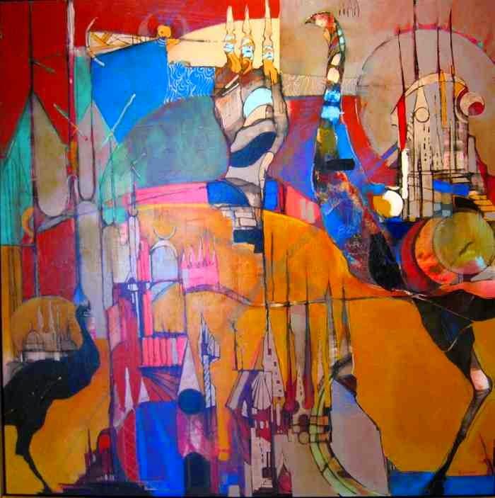 Гармония и симметрия в архитектуре. Dominic Besner