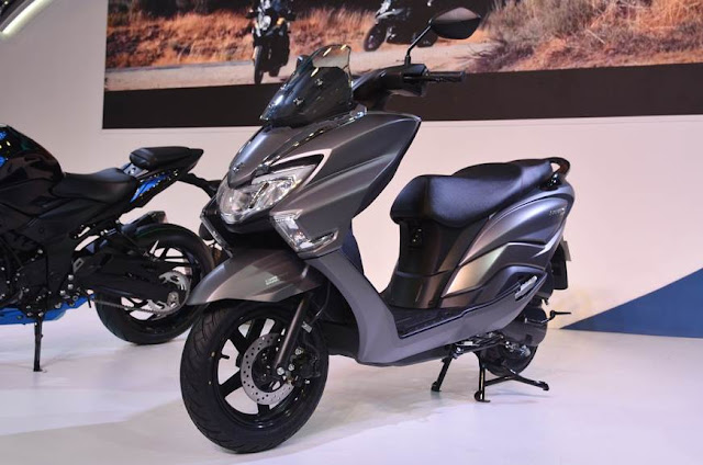 New Suzuki Burgman 125 is going to be launch in India, Here is everything you should know about activa rival.