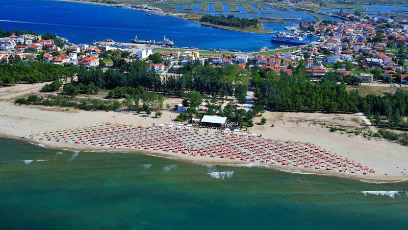 25+1 παραλίες - διαμάντια του Θρακικού Πελάγους