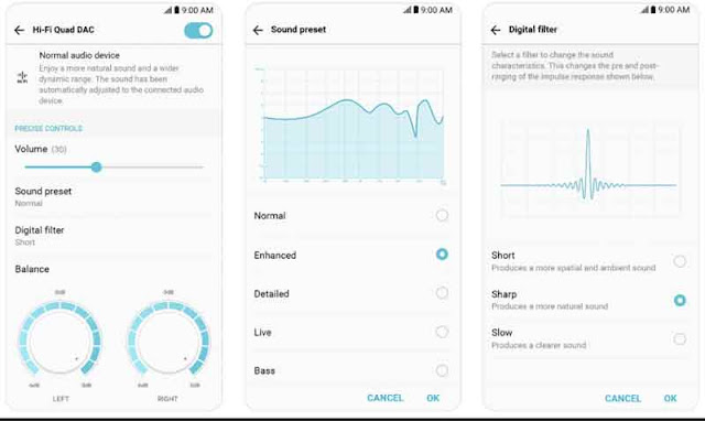 هاتف LG V30 سيأتي بميزات صوتية ثورية حسب المصنع إل جي !
